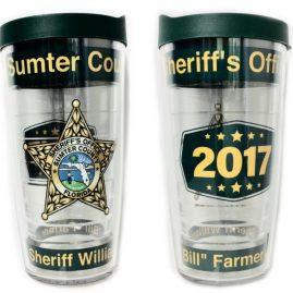 Sumter Sheriff Tervis Tumbler
